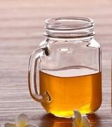墨西哥复古公鸡杯玻璃奶茶杯罐头杯马克杯啤酒杯带盖创意杯子特价 价格:5.99