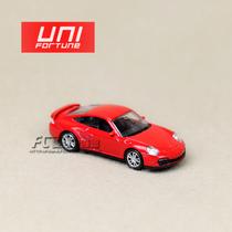 [正品盒装]香港裕丰 保时捷 911 超跑  回力合金车玩具车模 模型 价格:10.00