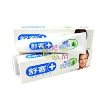 舒客专业口腔护理 青竹晶盐牙膏120g 强健牙龈 咸味牙膏 价格:6.24