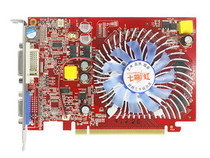 七彩虹逸彩9400GT-GD3 CV版 TC512M DDR3 PCI-E显卡 DVI HDMI VGA 价格:80.00