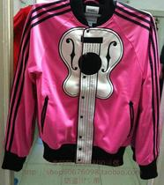 正品代购adidas三叶草 12秋款 JEREMY SCOTT GUITAR 外套 X29863 价格:781.20