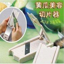 韩国黄瓜美容切片器 黄瓜面膜美容刀 批发不锈钢带镜子秒杀切片刀 价格:2.50