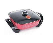 邦尔3804多用电热锅 带蒸屉 多功能韩式电火锅 四方锅批发 高品质 价格:165.00