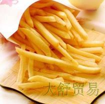 麦当劳薯条 KFC薯条 油炸薯条蓝顿旭美a03冷冻直薯500分装 价格:9.00
