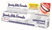 原装 爱尔兰产�IBeverly Hills Formula比华利山敏感美白牙膏170 价格:69.00