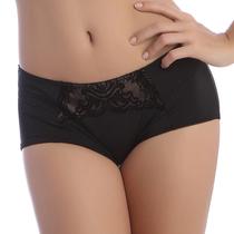 女士内衣性感底裤魅力诱惑配套收腹提臀平角内裤 价格:38.00