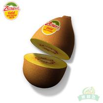 新鲜水果 新西兰进口佳沛黄金奇异果  猕猴桃 特价20个广东包邮 价格:8.80