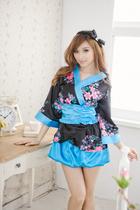 制服诱惑古装cos日本和服摄影写真ds演出服女汉服女装公主服 价格:28.00
