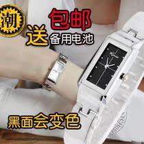 包邮 正品Kimio金米欧时尚手表手链表 变色手表 女表 女士手表 价格:26.00