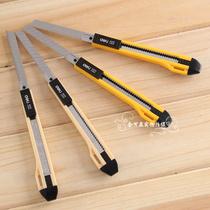 全场促销价 得力2031 美工刀 得力切纸刀 裁纸刀 手工刀 价格:2.86