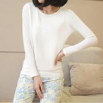 包邮2013秋装新款女装韩版修身百搭打底衫小衫蝙蝠圆领T恤女长袖 价格:28.90