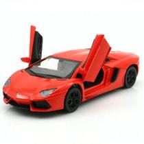 凯迪威1:32兰博基尼盖拉多阿文塔多声光开门回力合金汽车模型车模 价格:33.00