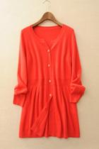 【9219】非常非常喜欢的一款高腰羊绒开衫 价格:720.00