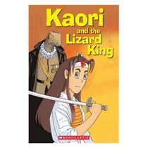 ☆正版☆ELT Readers: Kaori and the Lizard King(Book+C☆包邮 价格:58.20