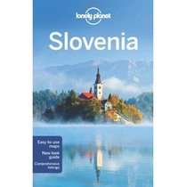 ☆正版☆Slovenia (Lonely Planet Travel Guide) /MarkBa☆包邮 价格:138.70