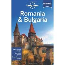 ☆正版☆Romania & Bulgaria (Lonely Planet Multi Count☆包邮 价格:135.00