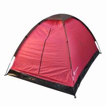正品行货源天双人单层露营帐篷T-100(3100、8100) 枚红色 价格:180.00
