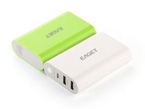 忆捷P60 移动电源6600毫安 苹果小米手机充电宝 火爆促销 包邮 价格:79.00