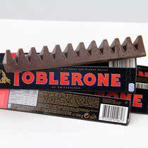 #中国吃货#Toblerone瑞士三角牛黑巧克力3口味含蜂蜜杏仁奶油100g 价格:10.00