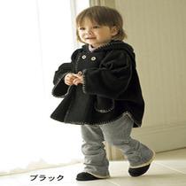 秋冬新款披风女童公主披风加厚款宝宝儿童外套上衣 价格:58.65