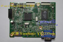 优派 ViewSonic VX2235wm 驱动板 200-100-17V27 REV:S1H 解码板 价格:70.01