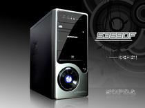 索普达促销S369 高亮面板机箱38度防辐射机箱 价格:85.00