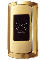 常州银冠 桑拿锁浴室锁智能电子锁 EM更衣柜门锁   感应智能锁 价格:30.00