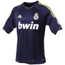 阿迪达斯足球服 正品皇马球衣 2012-13赛季 皇家马德里客场球衣 价格:298.00