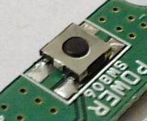 解决三星T190 T220 T系列通病开关按键 闪屏通病按键1.5mm高 价格:0.20