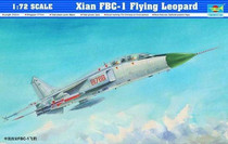 """【小时模型】小号手 01608 1/72 中共FBC-1""""飞豹""""战斗轰炸机 价格:68.00"""
