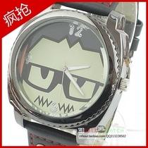 彩特手表女正品韩版可爱动物卡通女表 Q版休闲表学生腕表3198 价格:25.00