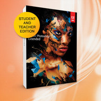 校园先锋 Adobe Photoshop CS6 Extended 拓展版 for mac win平台 价格:349.00