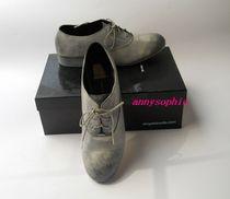 2013真皮女鞋DV/dolcevita欧美平跟单鞋女复古英伦牛皮大码平底鞋 价格:268.20