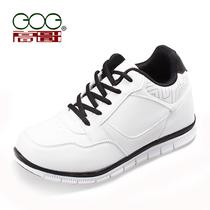 男士内增高运动鞋 男士内增高休闲鞋男鞋8cm 高哥增高鞋男式8厘米 价格:298.00