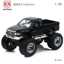 儿童玩具车 合金回力车1:44道奇皮卡 Dodge Ram 车模玩具 价格:31.94