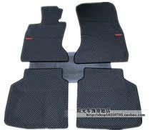 宝马14款新7系专用原装款环保乳胶脚垫 带车标防水防滑脚垫 价格:280.00