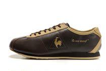 正品公鸡le coq sportif  男子休闲鞋QMT-1032皮面男鞋 价格:238.00