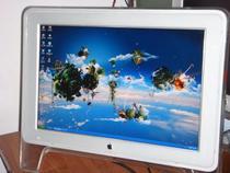 原装二手23寸Apple/苹果液晶显示器  设计图完美A屏 价格:968.00