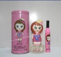 雅贝兰 欧妹家族 亚洲人气娃娃系列香水 精致铁盒包装 内附赠品 价格:19.00