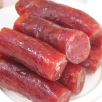 林鹤 熏煮酱烤即食腊肠香肠 特产零食200g 真空包装开袋即食 包邮 价格:15.80