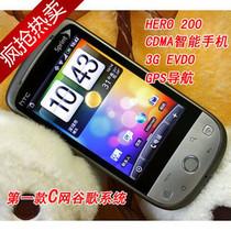 二手HTC Hero200 3G安卓系统 G3C英雄 电信天翼CDMA智能手机包邮 价格:135.00
