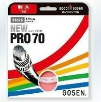 超低价 正品 GOSEN/高神 高胜羽毛球线 PRO 70 价格:22.00