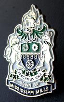 美国密西西比信息产业部纪念徽章14B 价格:15.00
