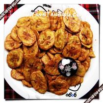 糖糖屋食品 泰国进口金啦哩奶油烤香蕉/芭蕉香脆好滋味 100(110)g 价格:5.50
