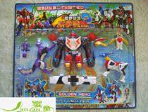 新款 变形金刚玩具 兽拳战队2代 超兽王合体 4款随选 价格:20.00