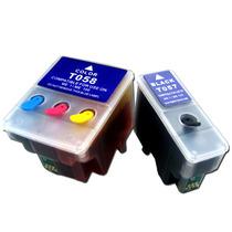 西通 爱普生 me1+ me100墨盒 me1小连供 B161B t057 t058填充墨盒 价格:8.00