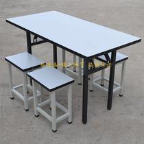 快餐桌椅厂家直销 可定制 餐厅桌椅 饭店桌椅 快餐桌椅 培训桌椅 价格:200.00