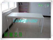 时尚简约台式电脑桌家用宜家办公桌简易书桌简约书法桌画案1.8米 价格:398.00
