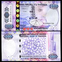 【非洲】卢旺达纸币 2000法郎 2007版 咖啡豆 外国钱币Q062-4 价格:50.00