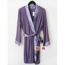 外贸货 优雅高贵 超薄超柔软浴袍 高贵 浴衣 睡衣(瑕疵) 价格:88.00